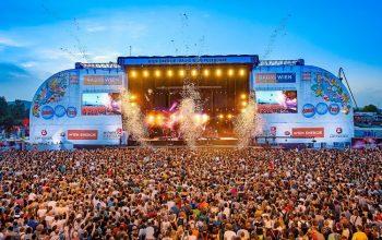 Festival Musik Terbesar di Seluruh Dunia
